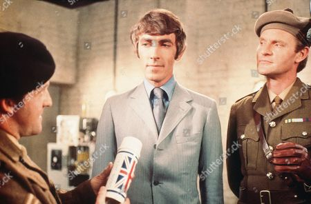 Norman Rossington, Peter Cook, Julian Glover