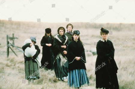 Bronagh Gallagher, Kelly McGillis, Anna Mottram, Lisa Jakub, Brenda Fricker