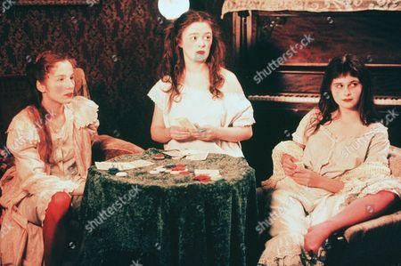 Stock Photo of Anna Mottram, Bronagh Gallagher, Lisa Jakub