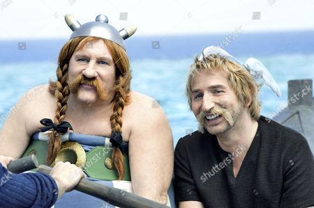 Gerard Depardieu, Danny Boon