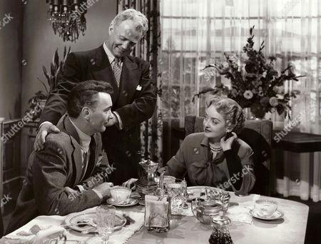 Barry Sullivan, Walter Sande, Bette Davis
