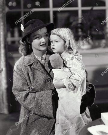 Bette Davis, Barbara Davis Sherry