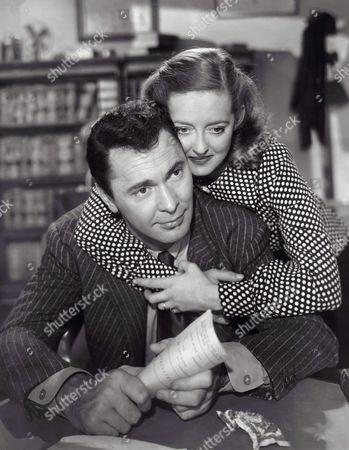 Barry Sullivan, Bette Davis