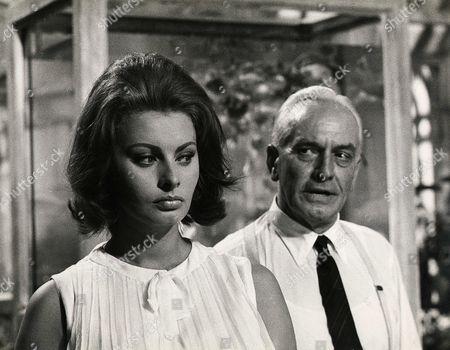 Sophia Loren, Fredric March