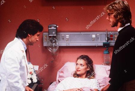 Griffin Dunne, Michelle Pfeiffer, Peter Horton