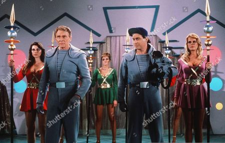 Steve Forrest, Joey Travolta, Lana Clarkson