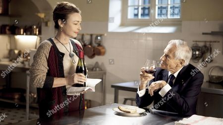 Catherine Frot, Jean D'Ormesson