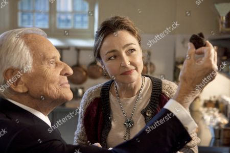 Jean D'Ormesson, Catherine Frot