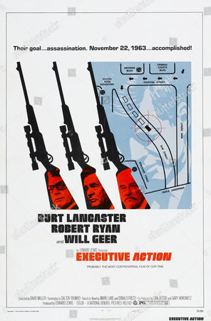 Burt Lancaster, Robert Ryan