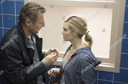 Liam Neeson, Maggie Grace
