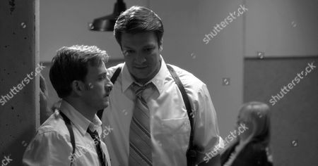 Reed Diamond, Nathan Fillion