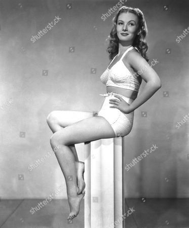 Stock Picture of Veronica Lake
