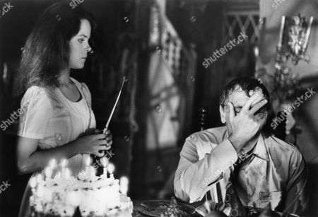 Stock Picture of Melissa Sue Anderson, Glenn Ford