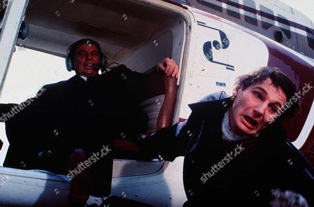 Liam Neeson, Larry Drake