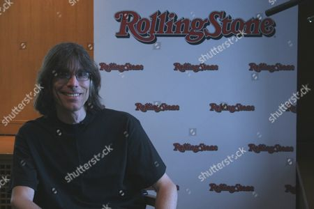 Stock Picture of David Fricke