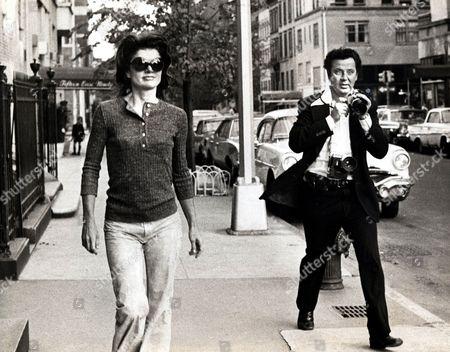Jacqueline Kennedy, Ron Galella