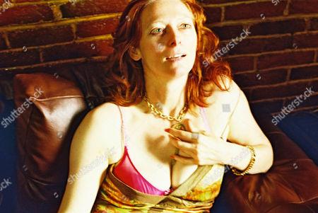 Stock Image of Tilda Swinton