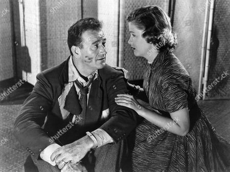 John Wayne, Nancy Olson