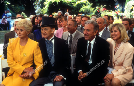 Stock Photo of Barbara Barrie, Tony Randall, Jack Klugman, Debra Jo Rupp