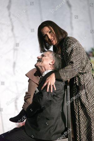 Cheryl Barker (Emilia Marty) Graham Clark (Hauk-Sendorf)