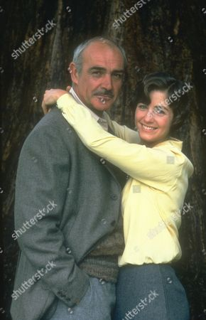 Sean Connery, Betsy Brantley