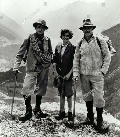 Lambert Wilson, Betsy Brantley, Sean Connery