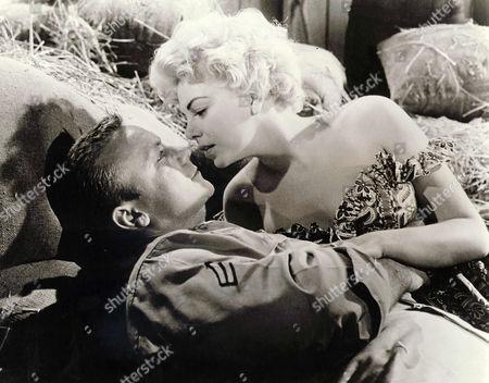 Aldo Ray, Barbara Nichols