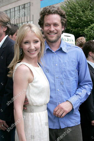 Anne Heche and Derek Richardson
