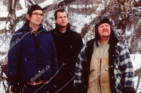Stock Image of Billy Bob Thornton, Bill Paxton, Brent Briscoe