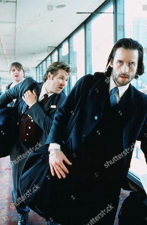 Damien Richardson, Joel Edgerton, Guy Pearce