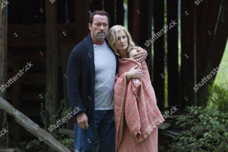 Arnold Schwarzenegger, Joely Richardson