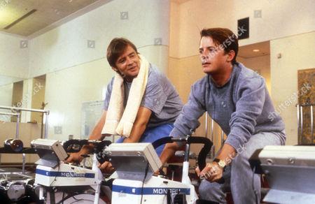Richard Jordan, Michael J. Fox