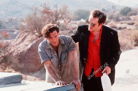 Dylan McDermott, Quentin Tarantino