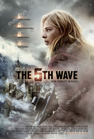 Editorial image of The 5Th Wave - 2016