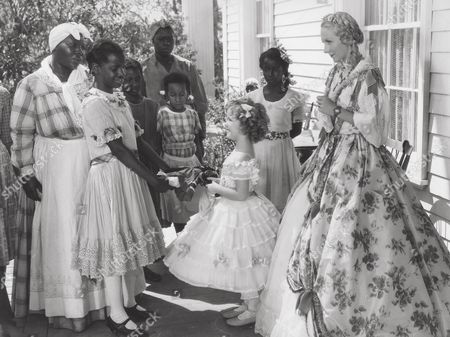 Bessie Lyle, Hannah Washington, Shirley Temple, Karen Morley