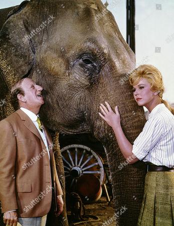 Jimmy Durante, Doris Day