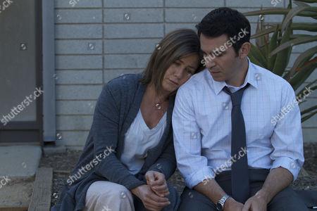 Jennifer Aniston, Chris Messina
