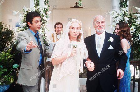 Ricardo Darin, Norma Aleandro, Hector Alterio