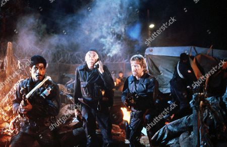 Steve James, Lee Marvin, Chuck Norris