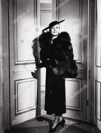 Stock Picture of Ann Harding