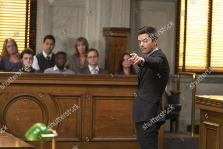 Stock Picture of Dominic Cooper