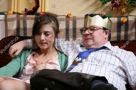 Editorial photo of Mum & Dad - 2008