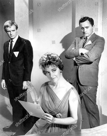 David McCallum, Vera Miles, Robert Vaughn