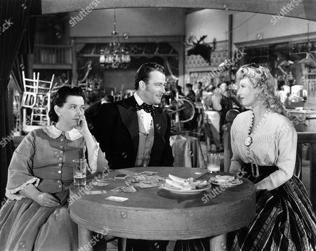 Patsy Kelly, John Wayne, Binnie Barnes