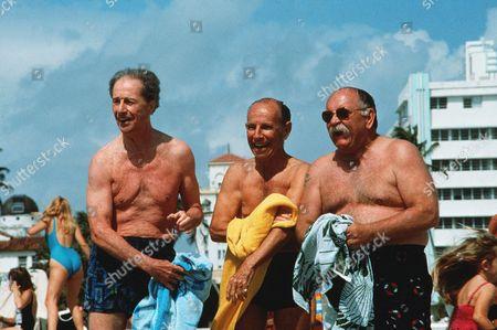 Don Ameche, Hume Cronyn, Wilford Brimley