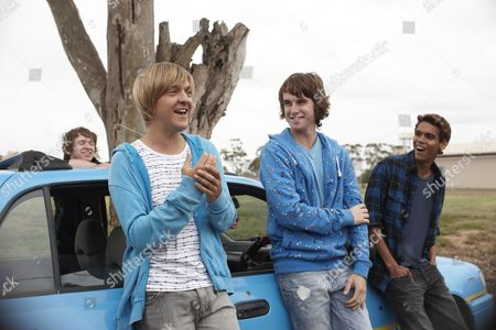 Brent Adamec, Chris Lilley, Ryan Anderson, Thomas Baxter