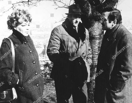 Simone Signoret, Paul Meurisse, Lino Ventura