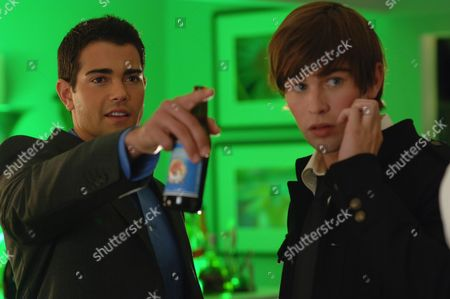 Jesse Metcalfe, Chace Crawford