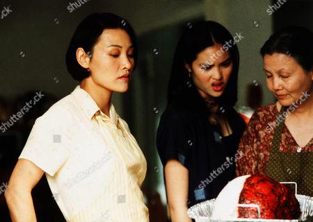 Joan Chen, Kristy Wu, Kieu Chinh