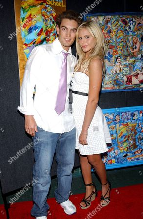 Adam Taki and Anastasia Ashley